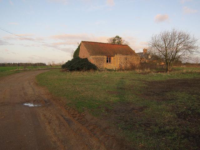 Roxham Farm outbuilding