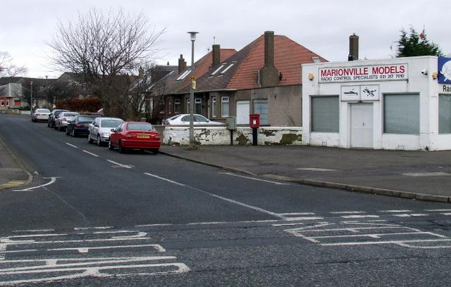 West Craigs Crescent