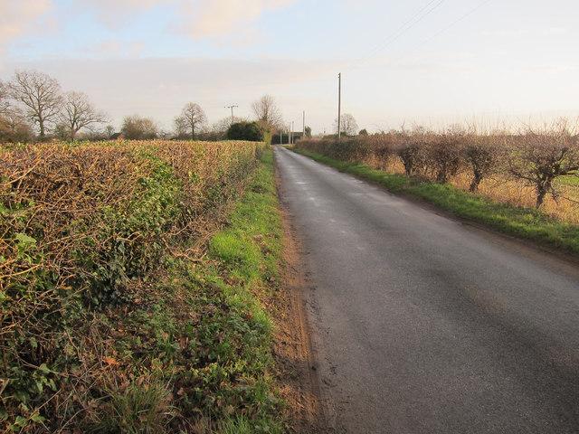 Hilgay Road
