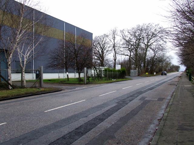 Turnhouse Road