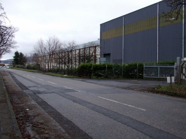 Turnhouse Road
