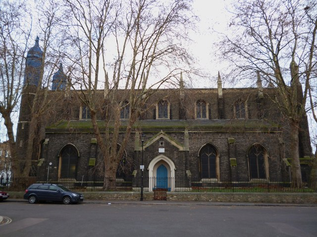 Celestrial Church of Christ, Cloudesley Square N1