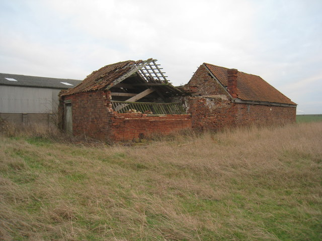 Dereliction at Clayworth Woodhouse