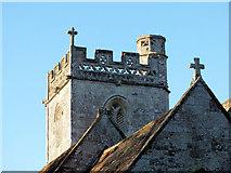 ST9929 : The tower by Jonathan Kington