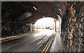 J3473 : Railway arch, Belfast (7) by Albert Bridge