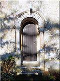 ST9929 : Priest's door by Jonathan Kington