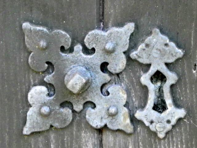 Detail, St George's Church
