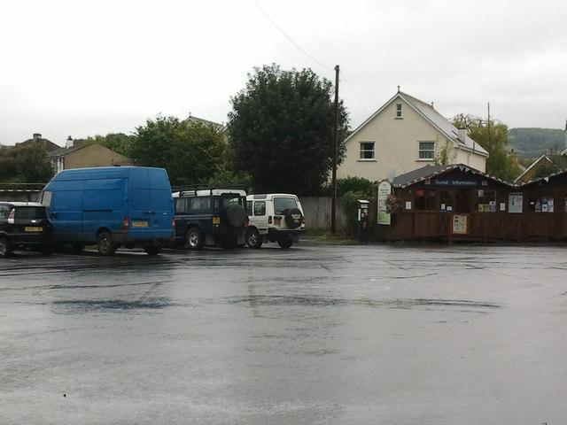 Bovey Tracey car park