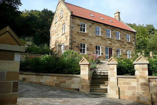 House at Runswick Bay