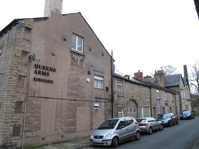 Park Street, Bollington