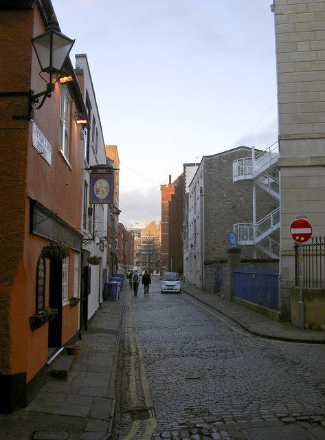 Little King Street
