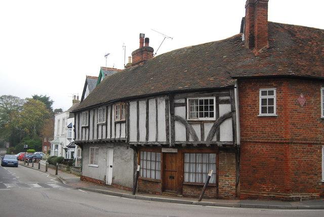Smugglers Cottages