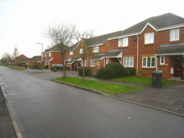 Houses in Austen Grove