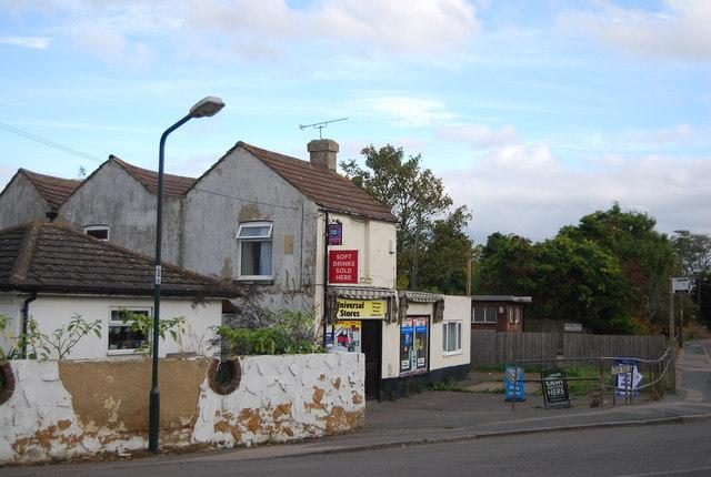Universal Stores, Lower Stoke