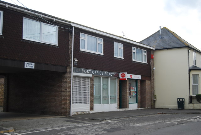 Lower Stoke Post Office