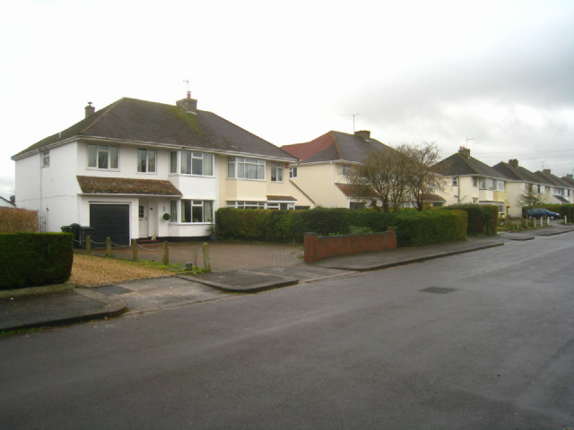 Houses in Cumberland Avenue