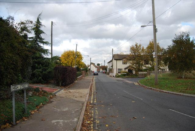 High St, Lower Stoke