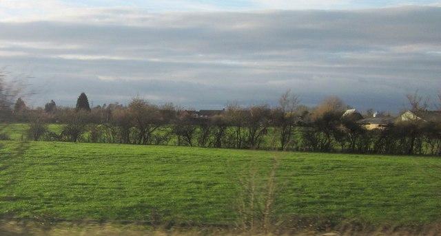 Fields at Hardwicke