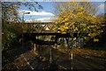 ST1479 : Black Bridge, Ty Mawr Road, Llandaff by Guy Butler-Madden