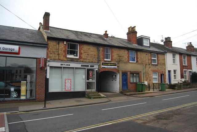 Former Quarrymen's Cottage