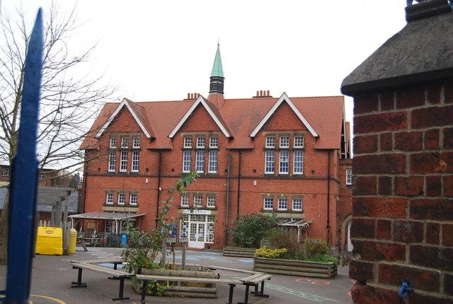 St Barnabas Primary School