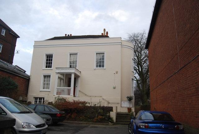 Grosvenor Lodge