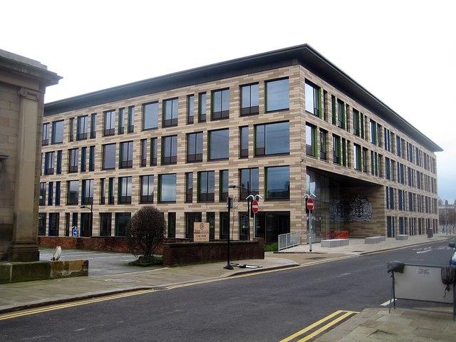 Wakefield One, Burton Street (1)
