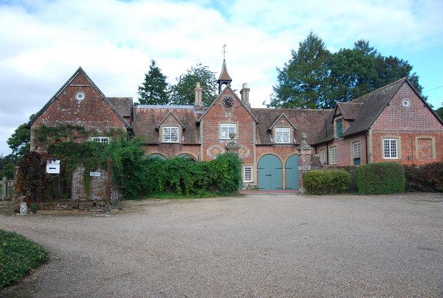The Old Coachhouse