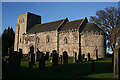 NT1477 : Dalmeny Parish Kirk by Anne Burgess