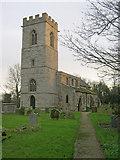 SK7961 : Church of St Giles by Trevor Rickard