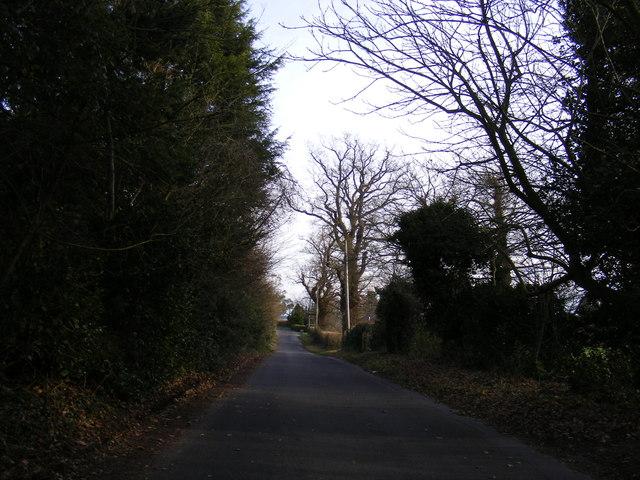 Lower Road, Ufford