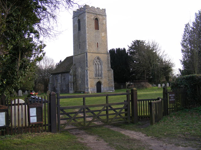 St.Andrew, Melton Old Church