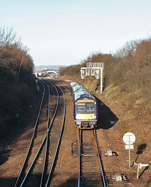 Railway near Dalmeny