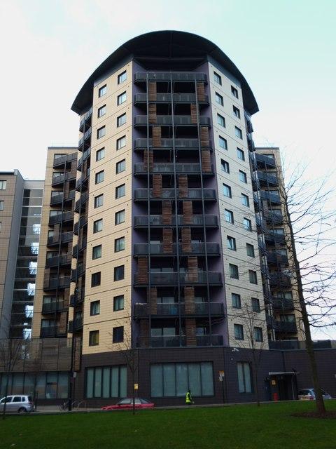 Apartment block, Hornsey Street N7