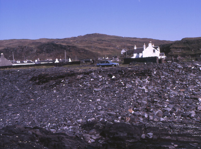 Cullipool seen from the shore