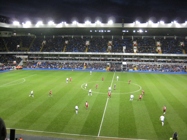 Tottenham Hotspur v Cheltenham Town