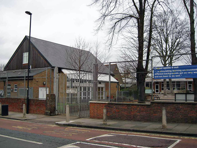 St Saviour's Church of England Primary School, Herne Hill