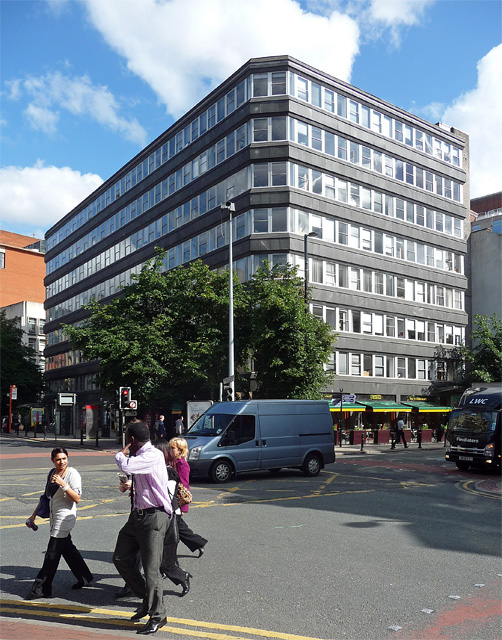 121 Deansgate, Manchester