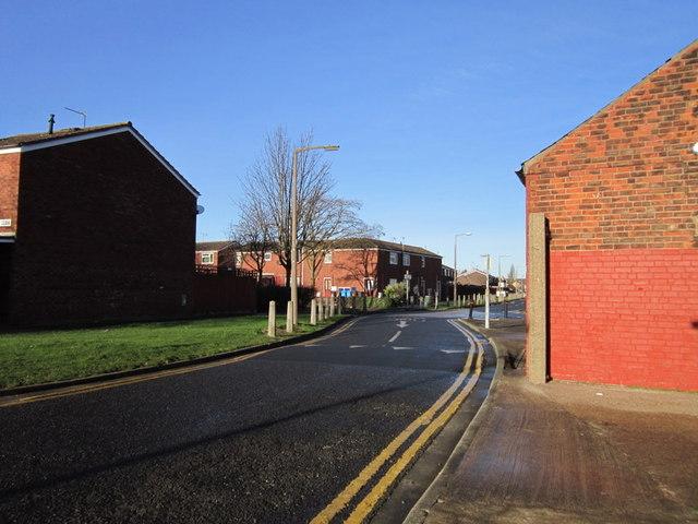Grosvenor Street, Hull
