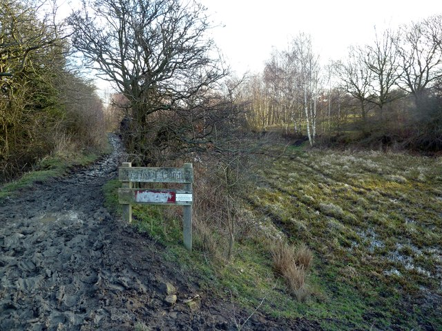 The Barnsley Canal (disused)