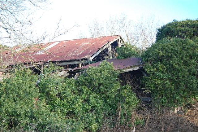 Rusty Barns