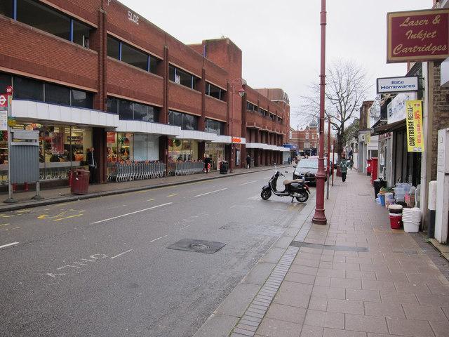Victoria Road Sainsbury's, Surbiton