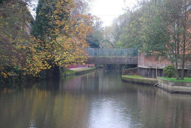Bridge over the River Medway