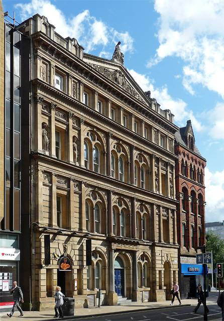 Waldorf House, Cooper Street, Manchester