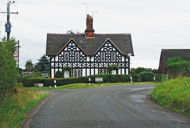 4 & 5 Caynton Cottages near Ryton