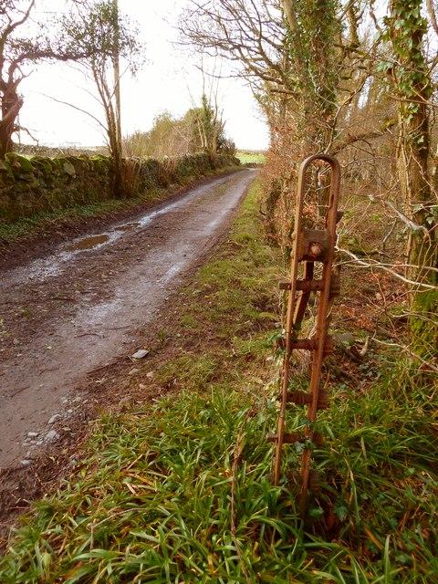 Track to Kirkcowan
