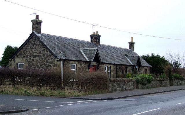 Cottage on Turnhouse Road