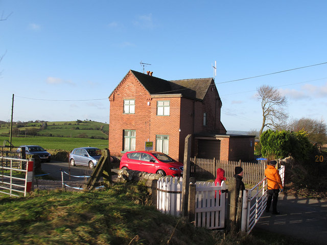 Apesford level crossing