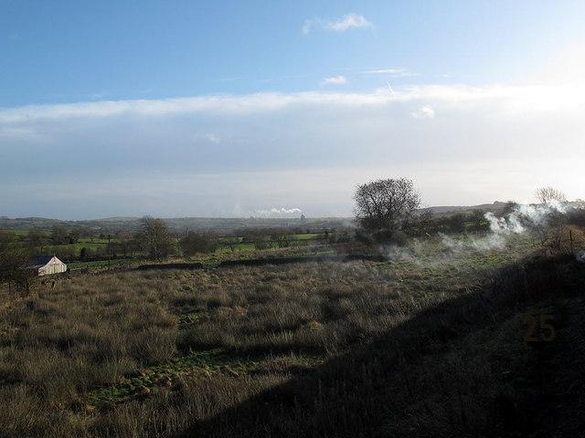 Unimproved land at Little Pasture Farm