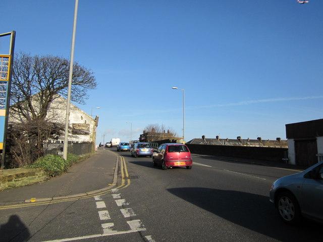 Prestwick Road